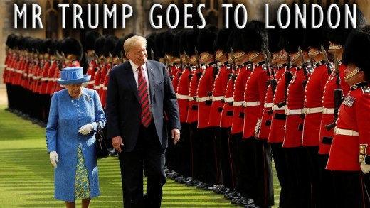 Mr Trump Goes to London