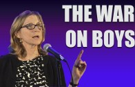 Christina Hoff Sommers: The War on Boys