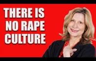 Christina Hoff Sommers: There is no Rape Culture