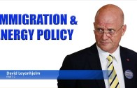 David Leyonhjelm Part 2: Immigration & Energy Policy
