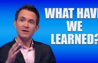 Douglas Murray: What Have We Learned?