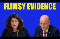 Flimsy Evidence for Flimsy Claims