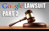 Google Lawsuit Part 2:  David Gudeman