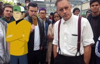 Jordan Peterson: Drawing a Line in the Sand