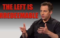Sam Harris: The Left is Irredeemable
