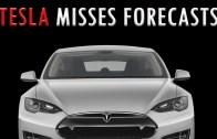TESLA Misses forecasts again – doubles down with more forecasts
