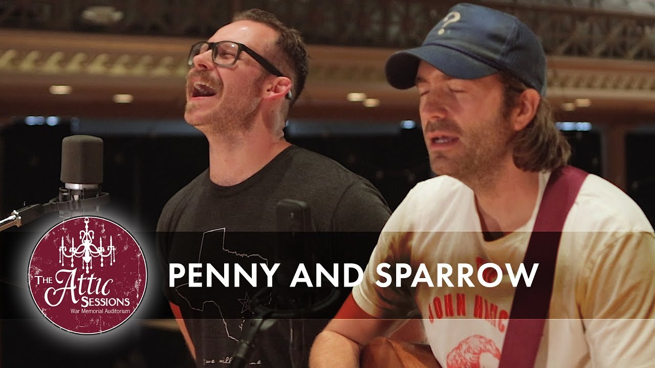Penny and Sparrow the Attic Sessions