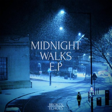 Midnight Walks by Broken Echoes featured on IMR