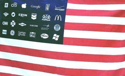 Corporatist Flag