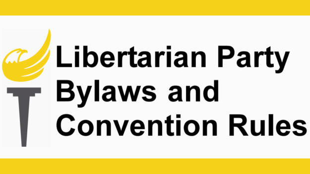 Libertarian Party Bylaws and Convention Rules