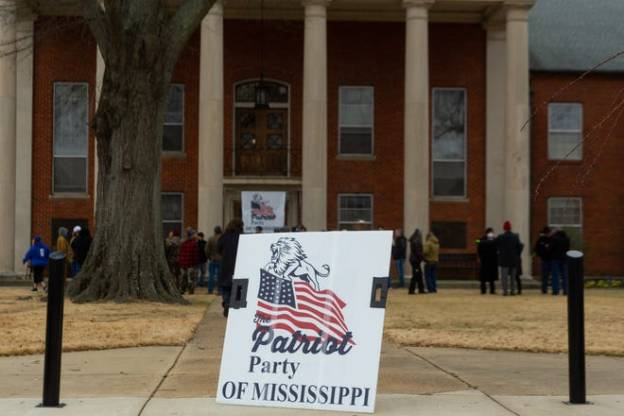 patriot party of mississippi