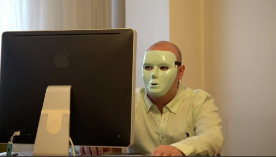 """Mohammad Farahani in """"Illusion"""""""