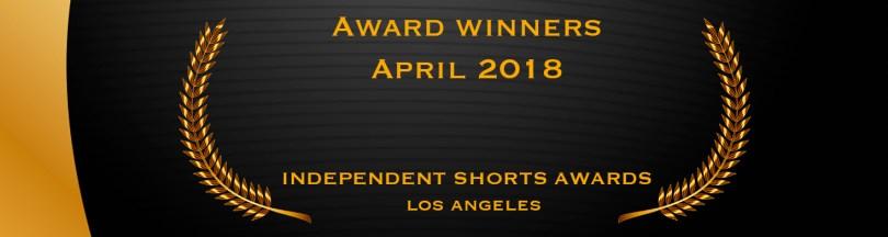 Award Winners April 2018
