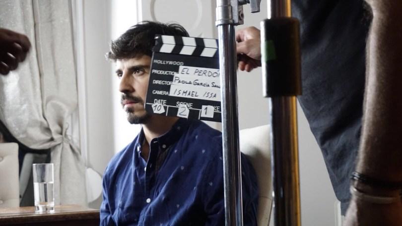 "Victor Sevilla in ""El perdón (Forgiveness)"""