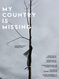 My Country is Missing