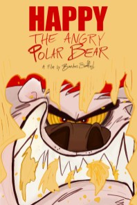 Happy The Angry Polar Bear