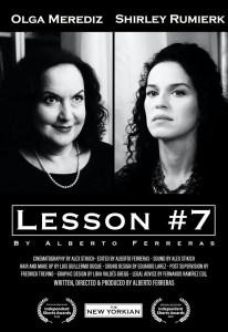 Lesson #7 by Alberto Ferreras