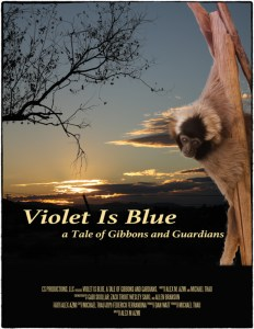 Violet is Blue: a Tale of Gibbons and Guardians