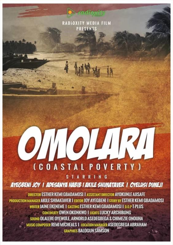 Omolara (A Docudrama on Coastal Poverty)