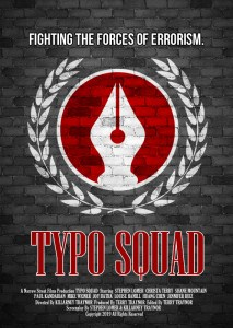 Typo Squad: Words Can Hurt You