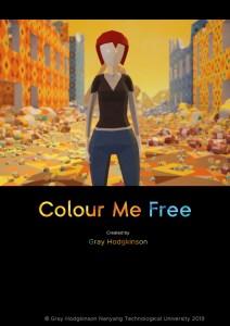 Colour Me Free