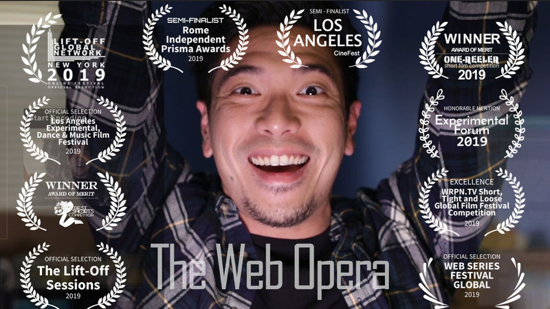The Web Opera