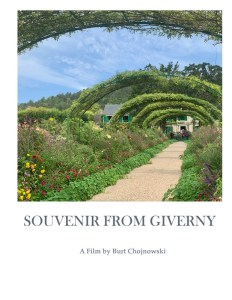 Souvenir from Giverny