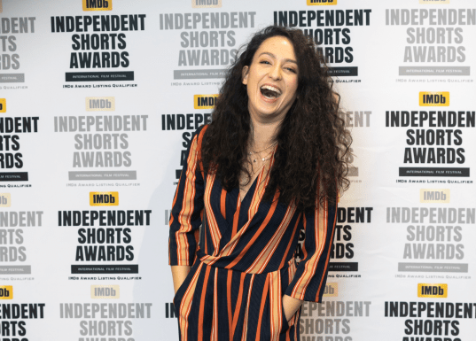 Independent Shorts Awards February red carpet premiere screening