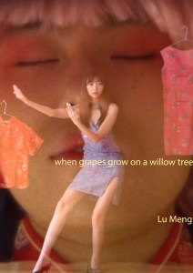 When grapes grow on a willow tree