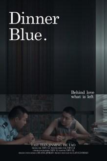 Dinner Blue
