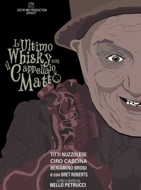 L'ultimo whisky con il cappellaio matto
