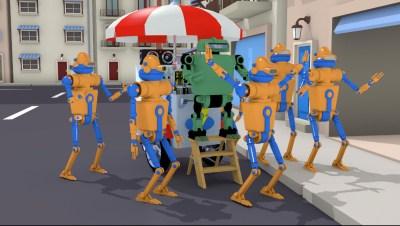 Robot Rhapsody