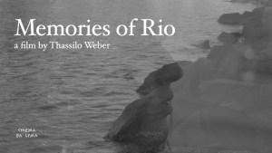 Memories of Rio