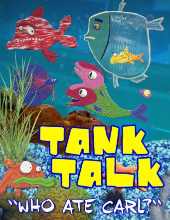 Tank Talk #2 - Who Ate Carl?