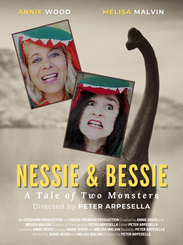Nessie & Bessie: A Tale of Two Monsters