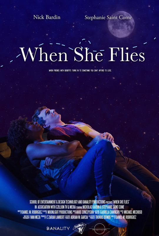 When She Flies
