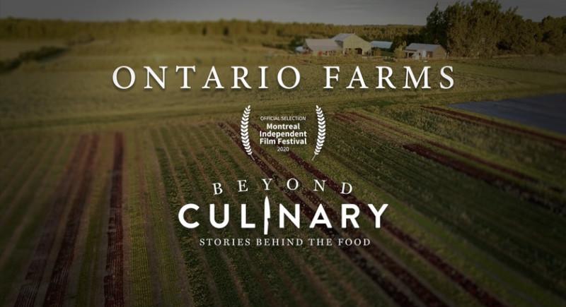 Beyond Culinary - Ontario Farms