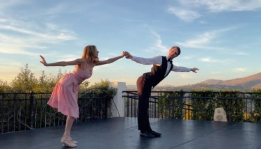 I Wish I Could Dance