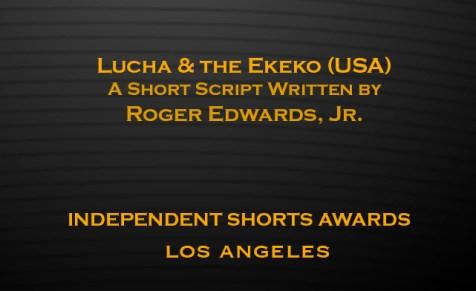 Lucha and the Ekeko