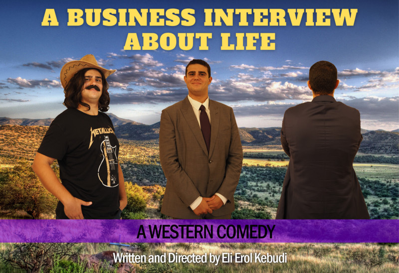 A Business Interview About Life