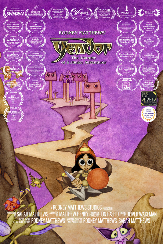 Yendor - The Journey of a Junior Adventurer