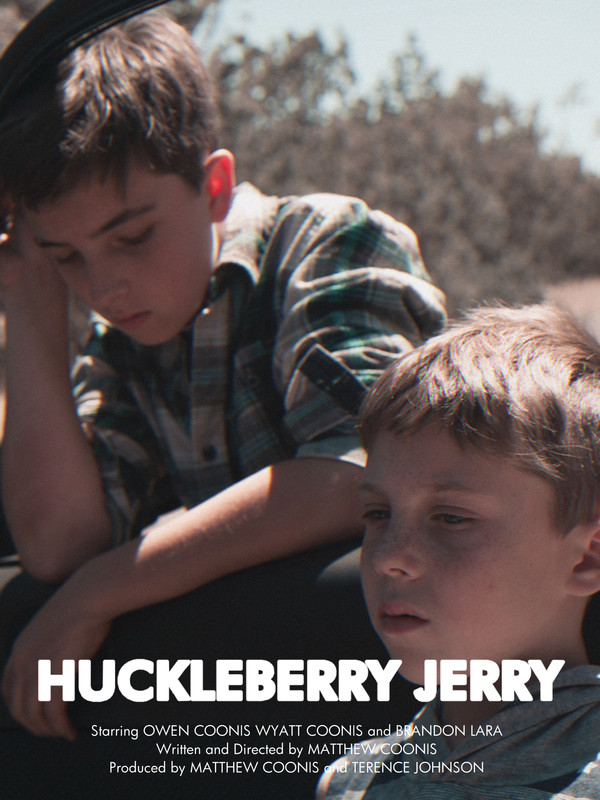 Huckleberry Jerry