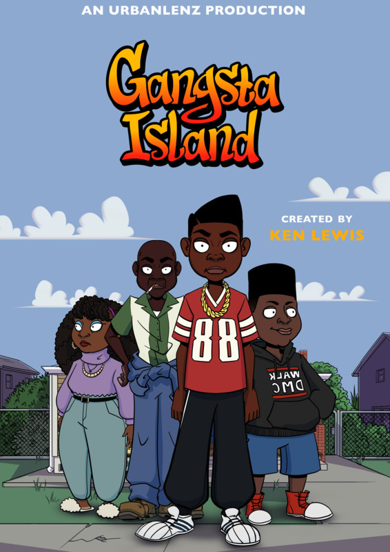 Gangsta Island - Web Series