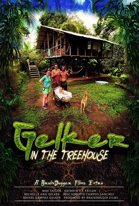 Gelker in the Treehouse
