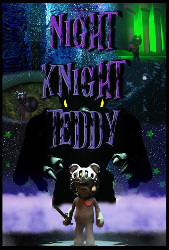 Night, Knight Teddy