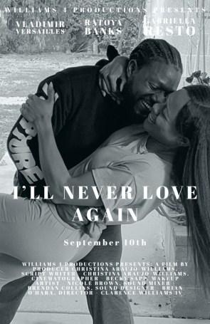 I'll Never Love Again