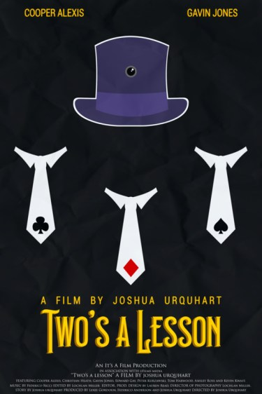 Two's a Lesson