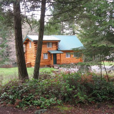 Lakedale cabin