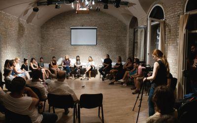 Nemzetközi Roma Kamaraszínházi Fesztivál – Gyakornoki felhívás