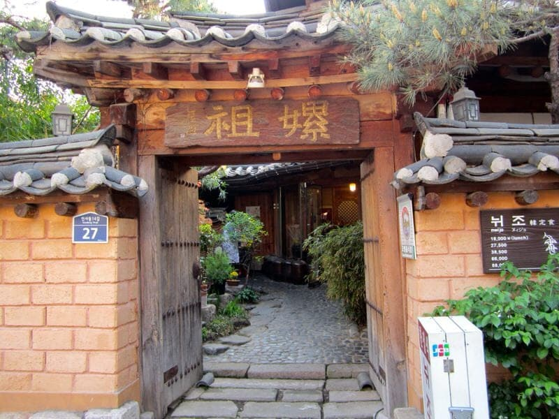Five Ways To Enjoy The Traditional Hanok Houses In Seoul